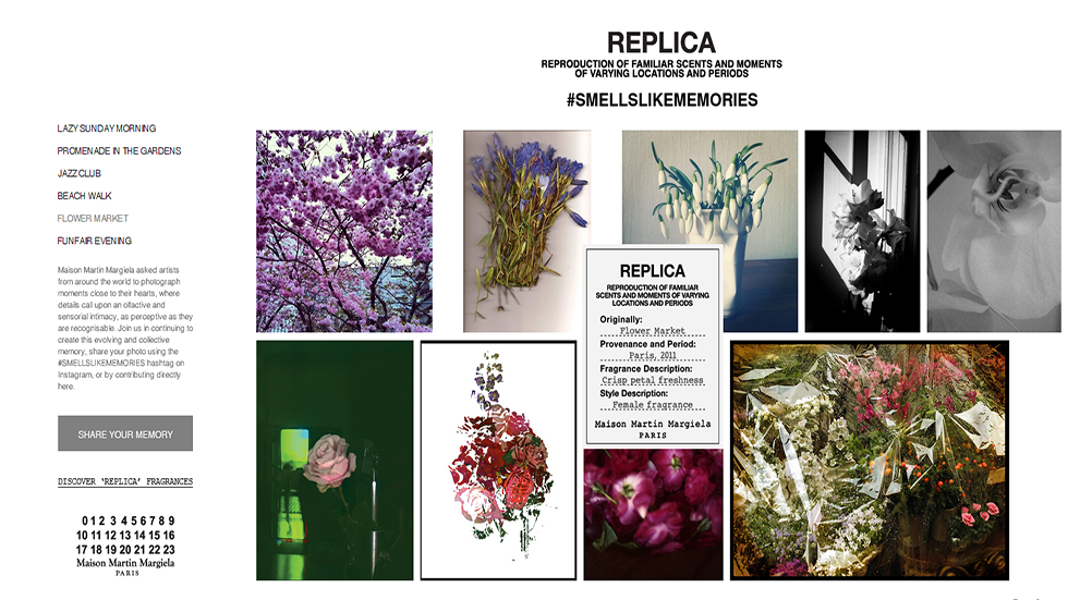 Replica fragrances - Maison Martin Margiela